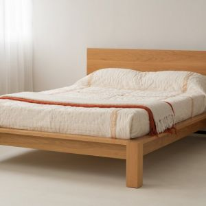 Fa ágy / Tömörfa ágy